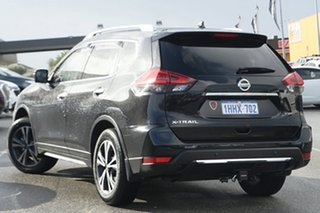 2021 Nissan X-Trail T32 MY21 ST-L X-tronic 2WD Black 7 Speed Constant Variable Wagon.