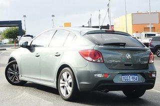 2013 Holden Cruze JH Series II MY14 SRi Grey 6 Speed Sports Automatic Hatchback.