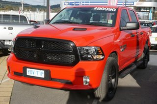 2021 Ram 1500 DS MY21 Express SWB Red 8 Speed Automatic Utility