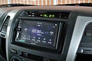 2009 Toyota Hilux KUN26R MY10 SR5 Blue 4 Speed Automatic Utility