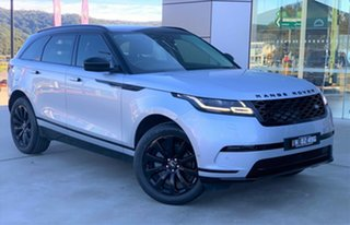 2017 Land Rover Range Rover Velar L560 MY18 Standard R-Dynamic SE Silver 8 Speed Sports Automatic.