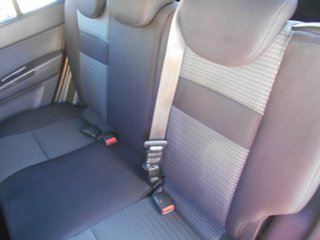 2007 Hyundai Getz TB MY07 SX Red 4 Speed Automatic Hatchback
