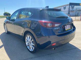 2014 Mazda 3 BM5438 SP25 SKYACTIV-Drive GT Blue/110414 6 Speed Sports Automatic Hatchback