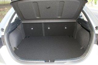2021 Kia Cerato BD MY22 S Silky Silver 6 Speed Sports Automatic Hatchback