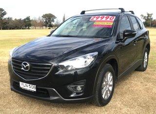 2016 Mazda CX-5 KE1032 Maxx SKYACTIV-Drive i-ACTIV AWD Sport Black 6 Speed Sports Automatic Wagon.