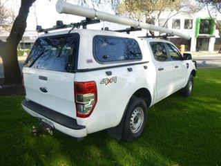 2016 Ford Ranger PX MkII XL White Sports Automatic Utility