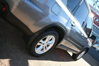 2011 Nissan X-Trail T31 MY11 ST (FWD) Grey Continuous Variable Wagon