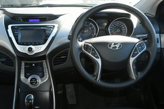 2013 Hyundai Elantra MD2 Elite Bronze 6 Speed Sports Automatic Sedan