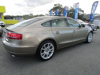 2011 Audi A5 8T MY11 Sportback Multitronic Champagne 8 Speed Constant Variable Hatchback