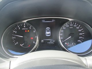 2014 Nissan X-Trail T32 ST 7 Seat (FWD) White Continuous Variable Wagon