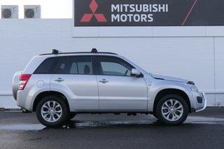 2013 Suzuki Grand Vitara JB MY13 Silver 5 Speed Manual Wagon.