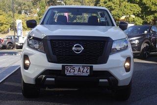 2021 Nissan Navara D23 MY21 SL 4x2 White Diamond 6 Speed Manual Utility