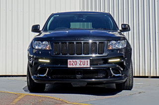 2012 Jeep Grand Cherokee WK MY2013 SRT-8 Black 5 Speed Sports Automatic Wagon.