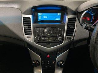 2010 Holden Cruze JG CD Pewter Grey 5 Speed Manual Sedan