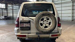 2000 Mitsubishi Pajero NL GLS Silver 4 Speed Automatic Wagon