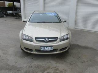 2009 Holden Commodore VE MY09.5 Omega Gold 4 Speed Automatic Sedan.