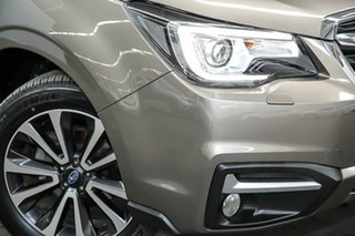 2017 Subaru Forester S4 MY17 2.5i-S CVT AWD Bronze 6 Speed Constant Variable Wagon.