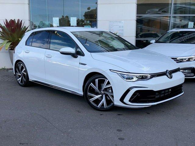 New Volkswagen Golf Sutherland, Golf 8 R-Line 1.4L Turbo Ptrl 8spd Auto 5dr Hth
