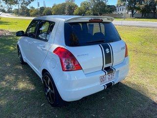 2009 Suzuki Swift RS415 Extreme White 5 Speed Manual Hatchback