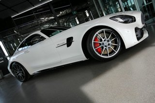 2018 Mercedes-Benz AMG GT C190 808+058MY R SPEEDSHIFT DCT White 7 Speed Sports Automatic Dual Clutch