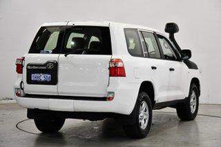 2021 Toyota Landcruiser VDJ200R GX White 6 Speed Sports Automatic Wagon