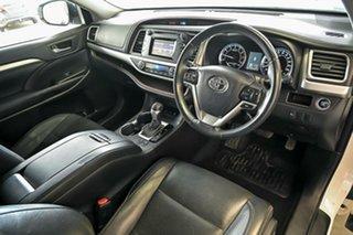 2016 Toyota Kluger GSU55R GXL AWD Crystal Pearl 6 Speed Sports Automatic Wagon