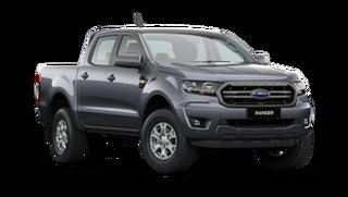 2021 Ford Ranger PX MkIII 2021.25MY XLS Meteor Grey 6 Speed Manual Double Cab Pick Up.