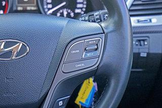 2016 Hyundai Santa Fe DM3 MY17 30 2WD Special Edition Blue 6 Speed Sports Automatic Wagon