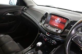 2016 Holden Commodore VF II MY16 SS Sportwagon Black Black 6 Speed Sports Automatic Wagon