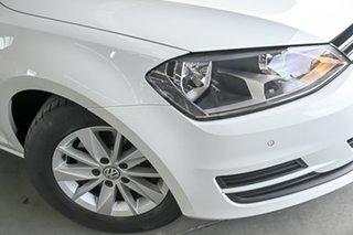 2016 Volkswagen Golf VII MY16 92TSI DSG Trendline White 7 Speed Sports Automatic Dual Clutch.