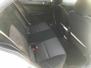 2017 Mitsubishi Lancer CF MY17 GSR Sportback White 5 Speed Manual Hatchback