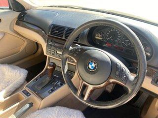 2003 BMW 318i E46 Black 5 Speed Auto Steptronic Sedan