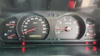 1999 Toyota Landcruiser FZJ105R GXL Maroon 4 Speed Automatic Wagon