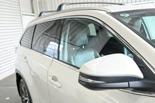 2016 Toyota Kluger GSU55R GXL AWD Crystal Pearl 6 Speed Sports Automatic Wagon.