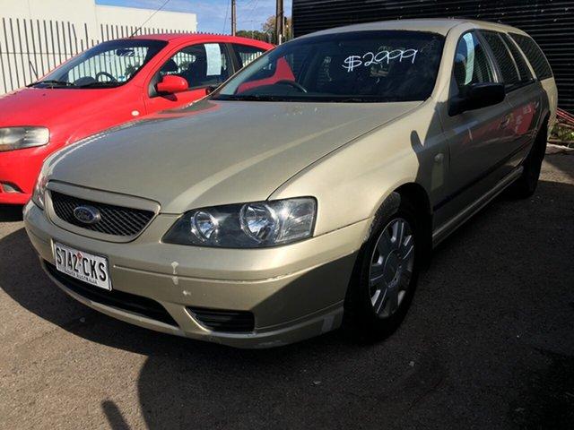 Used Ford Falcon BF Mk II XT Blair Athol, 2006 Ford Falcon BF Mk II XT 4 Speed Sports Automatic Wagon
