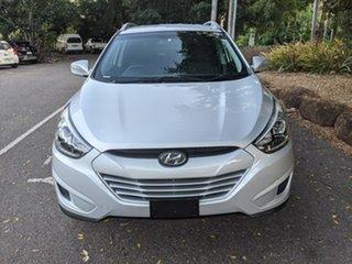 2015 Hyundai ix35 LM3 MY15 Active Silver 6 Speed Sports Automatic Wagon.