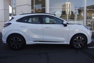 2020 Ford Puma JK 2020.75MY ST-Line White 7 Speed Sports Automatic Dual Clutch Wagon.
