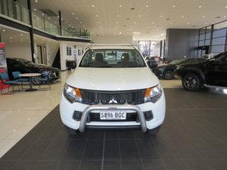 2016 Mitsubishi Triton GLX 4x2 Cab Chassis.