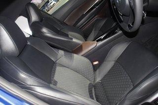 2019 Toyota C-HR NGX10R Koba S-CVT 2WD Nebula Blue & Black Roof 7 Speed Constant Variable Wagon