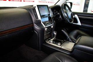2018 Toyota Landcruiser VDJ200R VX Eclipse Black 6 Speed Sports Automatic Wagon