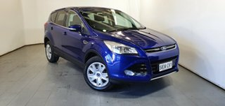 2015 Ford Kuga TF MY15 Ambiente AWD Blue 6 Speed Sports Automatic Wagon.