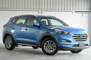 2016 Hyundai Tucson TLE Active 2WD Blue 6 Speed Manual Wagon.