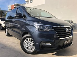 2018 Hyundai iMAX Active Blue Automatic Wagon.