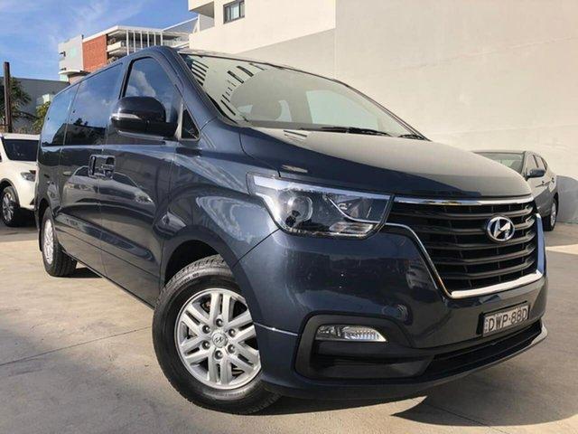 Used Hyundai iMAX Active Goulburn, 2018 Hyundai iMAX Active Blue Automatic Wagon