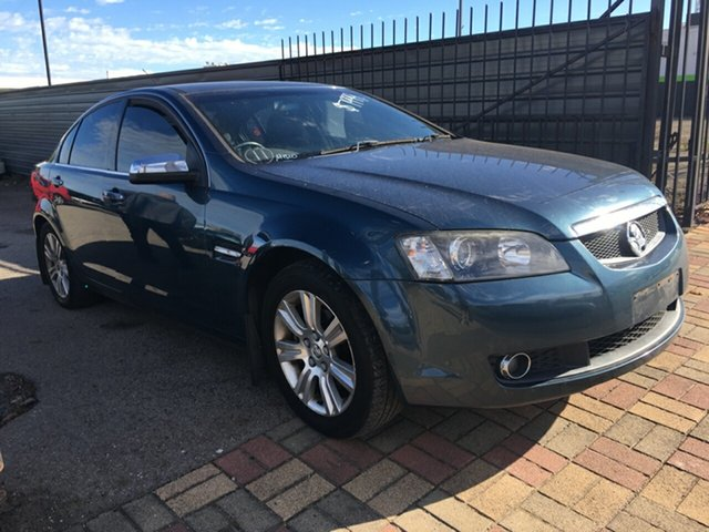 Used Holden Calais VE MY09.5 Blair Athol, 2009 Holden Calais VE MY09.5 Blue 5 Speed Sports Automatic Sedan