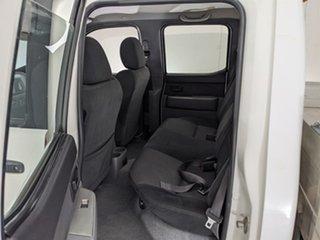 2007 Ford Ranger PJ XL Crew Cab White 5 Speed Manual Utility