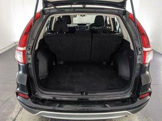 2015 Honda CR-V RM Series II MY16 VTi Black 6 Speed Manual Wagon