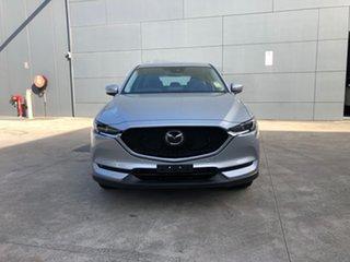 2021 Mazda CX-5 KF4WLA Touring SKYACTIV-Drive i-ACTIV AWD Sonic Silver 6 Speed Sports Automatic.