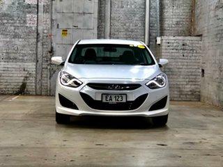 2013 Hyundai i40 VF2 Active White 6 Speed Sports Automatic Sedan.