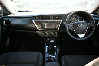 2015 Toyota Corolla ZRE182R Ascent Sport Red 6 Speed Manual Hatchback